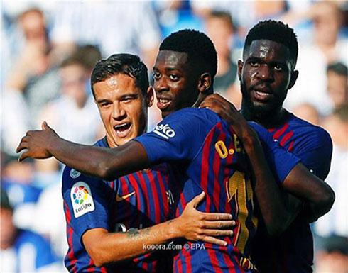 برشلونة يزف خبرا سارا لجماهيره
