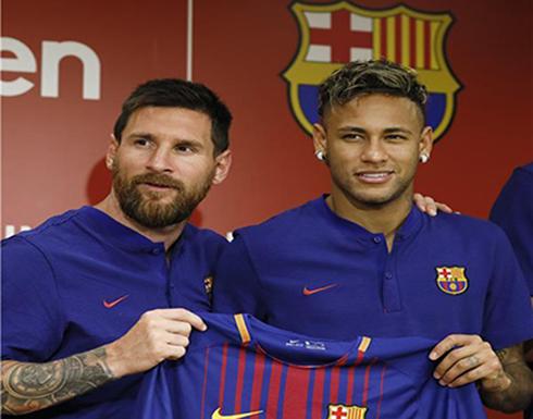 برشلونة ينتظر رسالة نيمار لتخدير ميسي