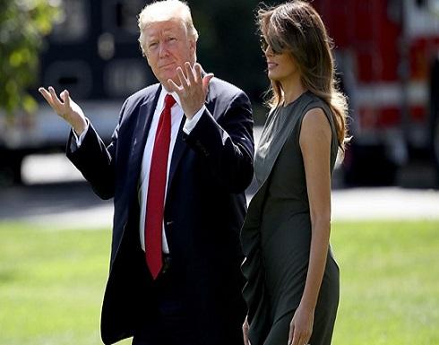 """تسجيل لميلانيا ترامب تشكو فيه بـ""""الشتائم"""" من البيت الأبيض"""