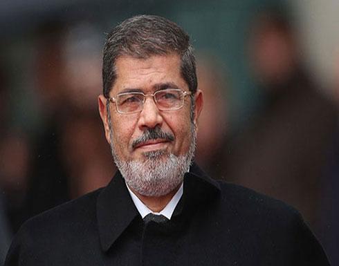 شاهد : مصر تسمح لتلفزيون إسرائيل بتصوير مكان دفن مرسي