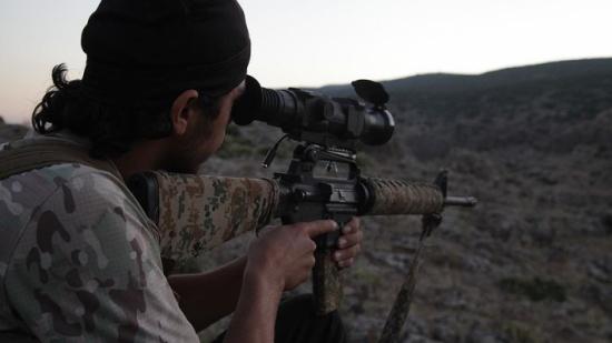 """الجيش الحر يحبط محاولتي تسلل لـ """"ب ي د"""" الإرهابية شمالي سوريا"""