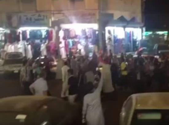 شاهد: فرحة المصريين في مدينة جدة بعد تأهل مصر إلى كأس العالم