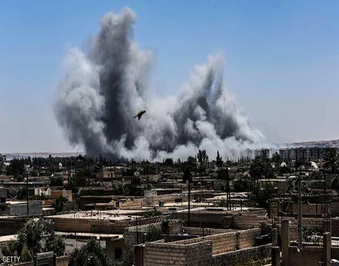البنتاغون يؤكد القصف الروسي على قوات سوريا الديمقراطية