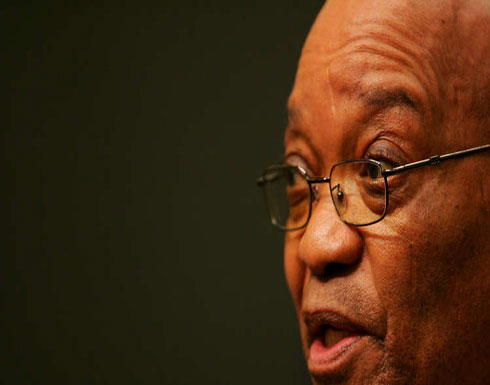رئيس جنوب إفريقيا جاكوب زوما يعلن استقالته