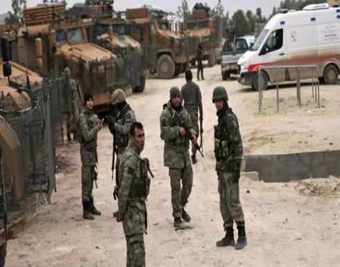 الجيش الحر يتقدم بعفرين وتركيا تقترب من تطويقها