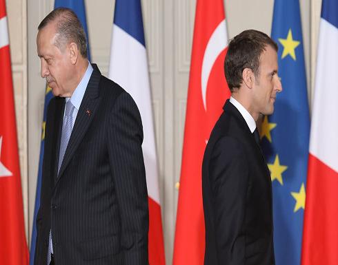 أنقرة لماكرون: من يضع خطوطا حمر أمامنا في شرق المتوسط سيواجه موقفا حازما