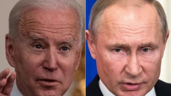 """نار وتراشق .. بوتين لبايدن """"القاتل من يصف الآخر بذلك"""""""
