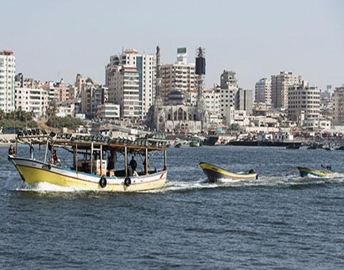 إسرائيل تعيد من جديد تقليص مساحة الصيد البحري في غزة