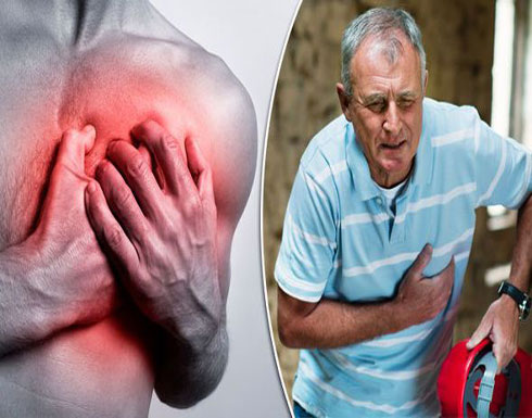 10 أعراض تسبق الأزمة القلبية
