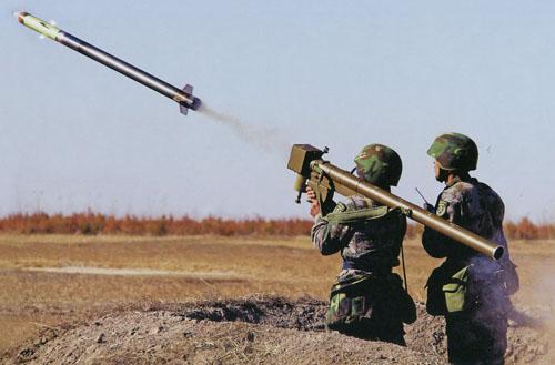 """حصول المعارضة على الصاروخ  الصيني """" FN-6  """" المضاد للطائرات يربك الروس والإيرانيين"""