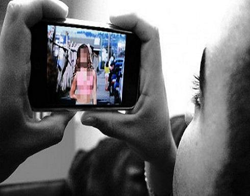 مصر : شاب يرسل صور عشيقتة الفاضحة لابنها انتقاما منها