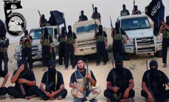تنظيم الدولة الإسلامية يعلن مسؤوليته عن هجومي سيناء