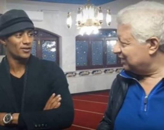 بالفيديو- كيف حدث الصلح بين محمد رمضان ومرتضى منصور؟