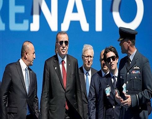 مباحثات بين أردوغان ورئيسة المفوضية الأوروبية وأمين عام الناتو