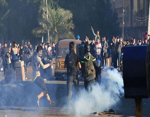 العراق.. مقتل متظاهر برصاص قوات الأمن في بغداد