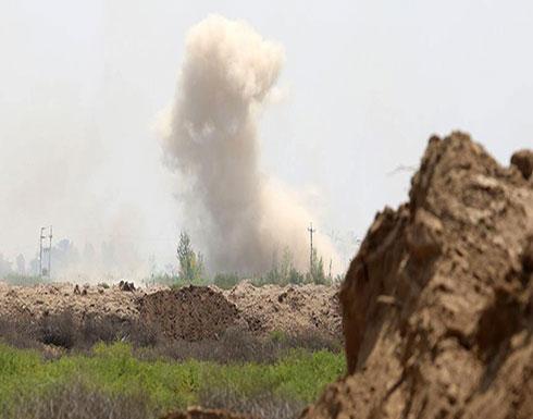 """العراق.. تدمير 3 أنفاق وتفكيك 10 عبوات لـ""""داعش"""" بكركوك"""