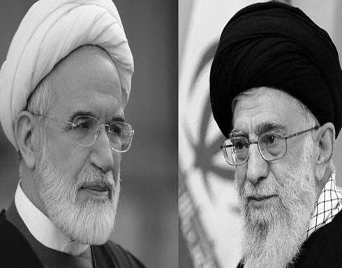 المعارضة الإيرانية تطالب خامنئي بالتنحي