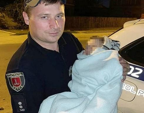 أوكرانيا  : سعيًا وراء رفاهيتها.. أم تترك طفلها بمفرده بدون طعام لـ 3 أيام .. شاهد