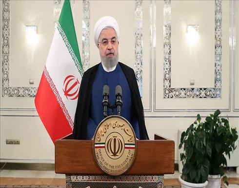 روحاني: لم نسع قط للتدخل في شؤون العراق الداخلية