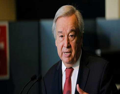 الأمم المتحدة تدعو لضبط النفس عقب الضربات الأمريكية على حدود سوريا والعراق