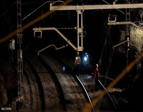 قتيل وجرحى باصطدام قطارين في برشلونة