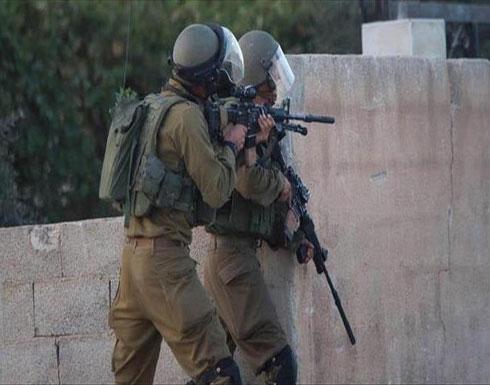 إصابة 4 فلسطينيين برصاص الجيش الإسرائيلي شمالي الضفة