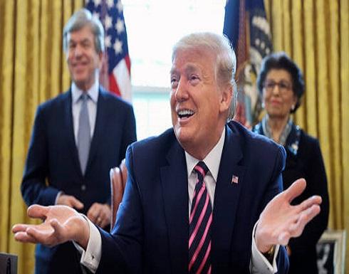 """ترامب يعلق على """"حقن مواد التطهير"""" واستخدام هيدروكسي كلوروكين"""