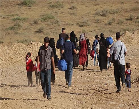 نزوح مئات الآلاف شمالي سوريا جرّاء قصف النظام وحلفائه