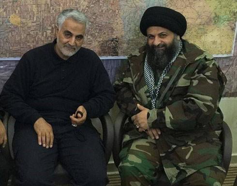 قائد بالحشد الشعبي: نحن والعبادي والعراق خدم لقاسم سليماني للدفاع عن إيران