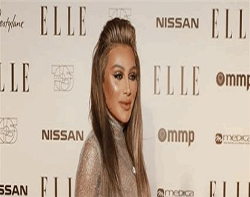 شاهد : مايا دياب بدون فوتوشوب .. الكبر واضح على وجهها