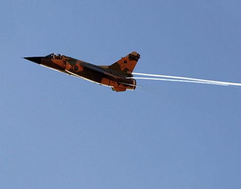 قوات الوفاق تعلن إسقاط طائرة للجيش الليبي قبل هجوم جوي على مصراتة
