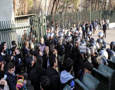 البيت الأبيض يطالب إيران بالإفراج الفوري عن المعتقلين