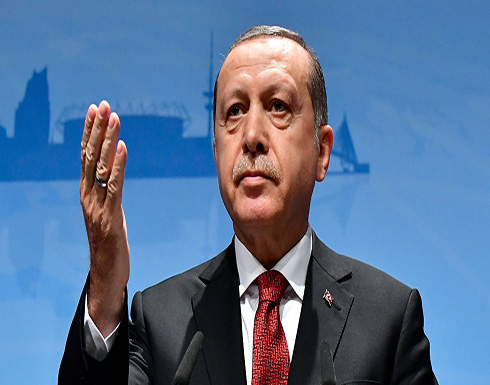 أردوغان: تصريحات بارزاني حول الاستفتاء خاطئة للغاية