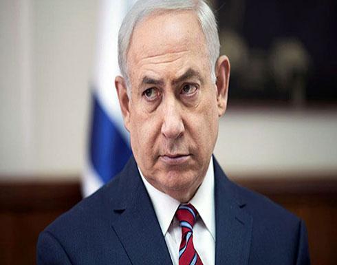 نتنياهو يصدر تعليماته للجيش بتكثيف الهجمات على غزة