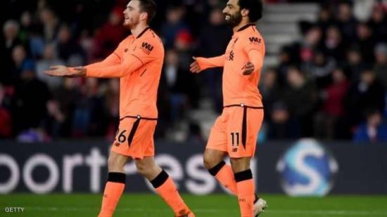فيرمينو وصلاح يقودان ليفربول لفوز سهل على ساوثامبتون