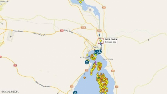 مصر تطمئن العالم: هذا هو الموقف الحالي بقناة السويس