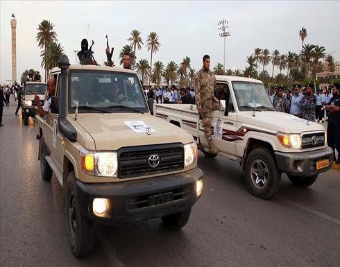 """ليبيا.. الجيش يقرر إنشاء """"قوة مشتركة"""" لمواجهة العصابات المسلحة"""