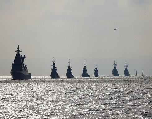 تدريب مشترك بين البحريتين الإسرائيلية والأمريكية