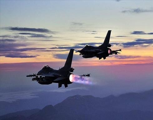 """الدفاع التركية: تحييد 8 إرهابيين من""""بي كا كا"""" شمالي العراق"""