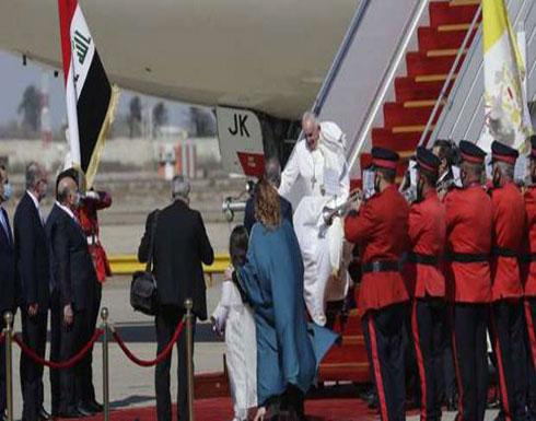 بايدن يشيد بزيارة البابا للعراق: بعثت رسالة سلام مهمة