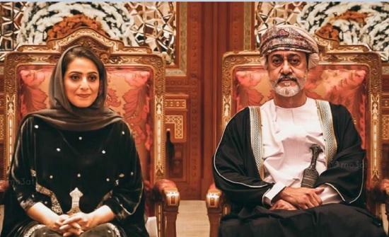 عمانيون يحتفون بأول ظهور لزوجة السلطان- (صور وفيديو)