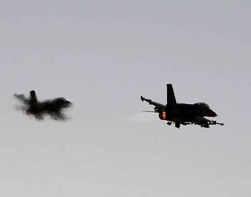 الطيران الإسرائيلي يشن ضربات صاروخية على عدة مواقع في قطاع غزة