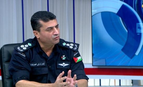 العوايشة : ضبط 31 مرشحا و712 شخصا خالفوا أوامر الدفاع في الاردن
