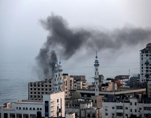 مقاتلات إسرائيلية تشن غارات على مواقع للمقاومة بقطاع غزة