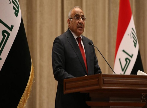 عبد المهدي : العراق يرسل وفودا لطهران وواشنطن للتهدئة