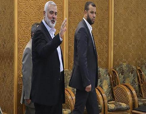 هنية: يؤكد على ضرورة إنهاء الانقسام الفلسطيني على أساس الشراكة