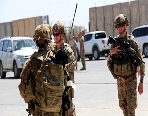 مصدر : القوات الأمريكية أسقطت طائرة مسيرة فوق مطار بغداد الدولي