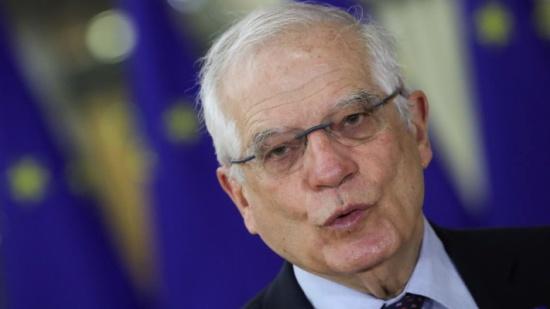 بوريل: اتصالات دبلوماسية جارية لعودة واشنطن للاتفاق النووي