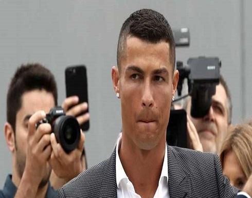 دولة عربية قد تشهد أول بطولة لرونالدو مع يوفنتوس