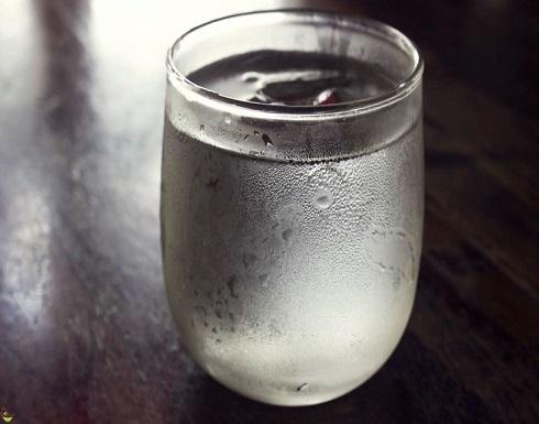 احذر الماء البارد أثناء وبعد الإفطار مباشرة